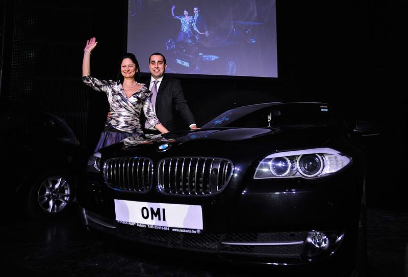 Varga Balázs és Gál Beáta - Organic Mission International 2012.október 10.
